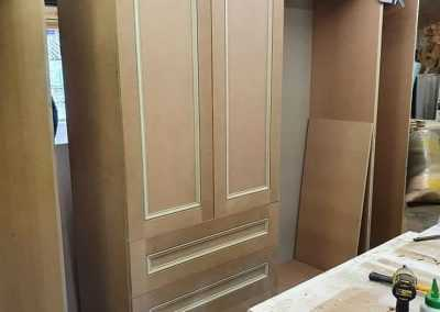 Joinery Spraying 01